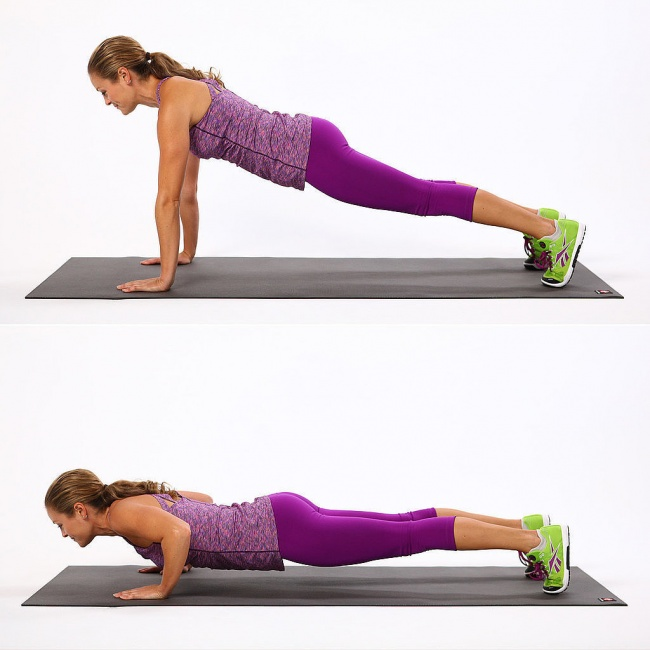 seven simple exercises 2
