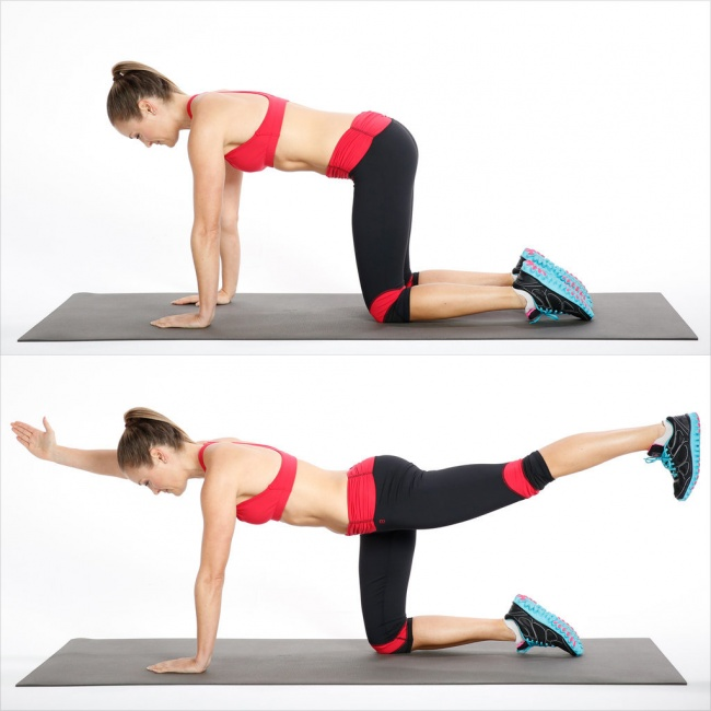seven simple exercises 3
