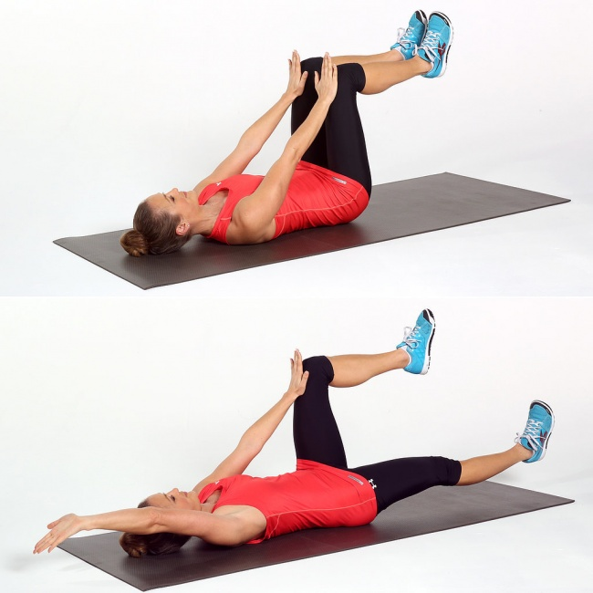 seven simple exercises 5