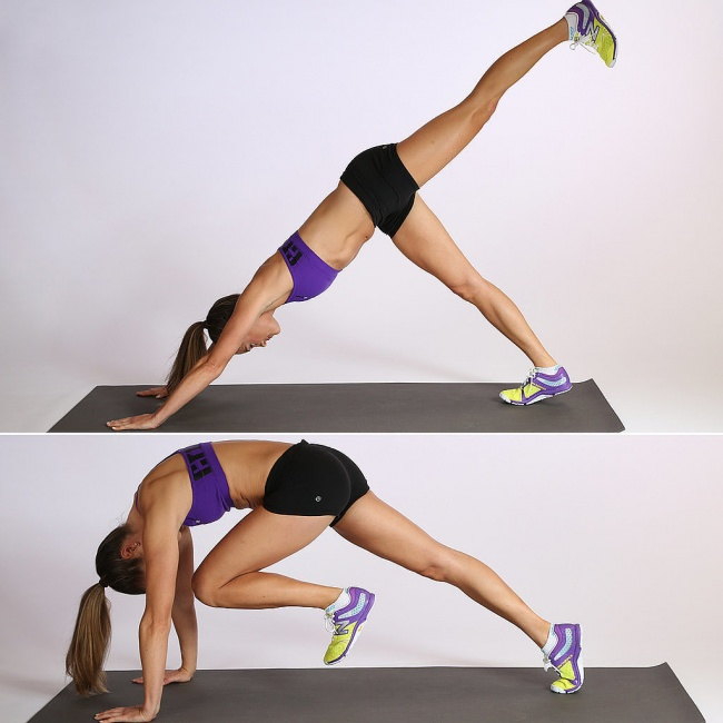 seven simple exercises 6