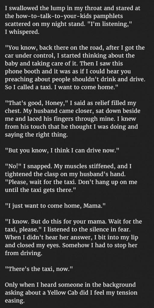 wife held husband hand 3