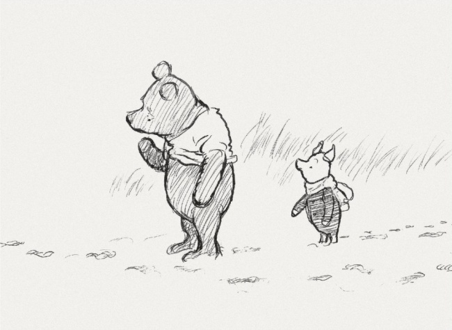 winnie the pooh learning 1