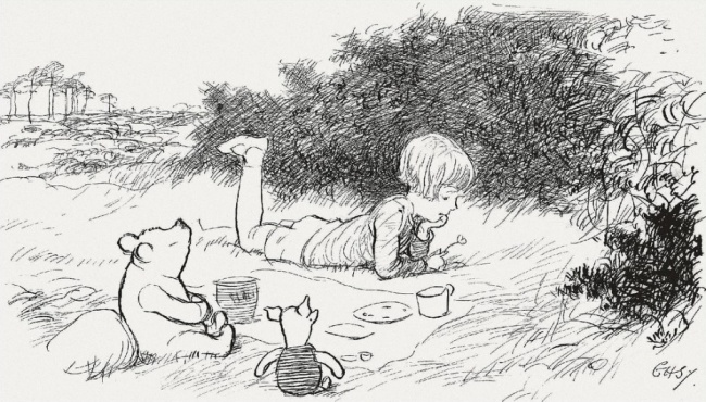 winnie the pooh learning 4
