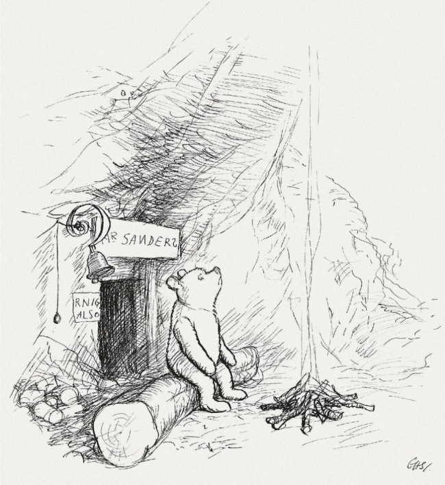 winnie the pooh learning 5