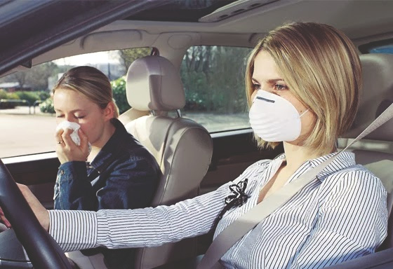 Getting rid of bad odours in your Vehicle