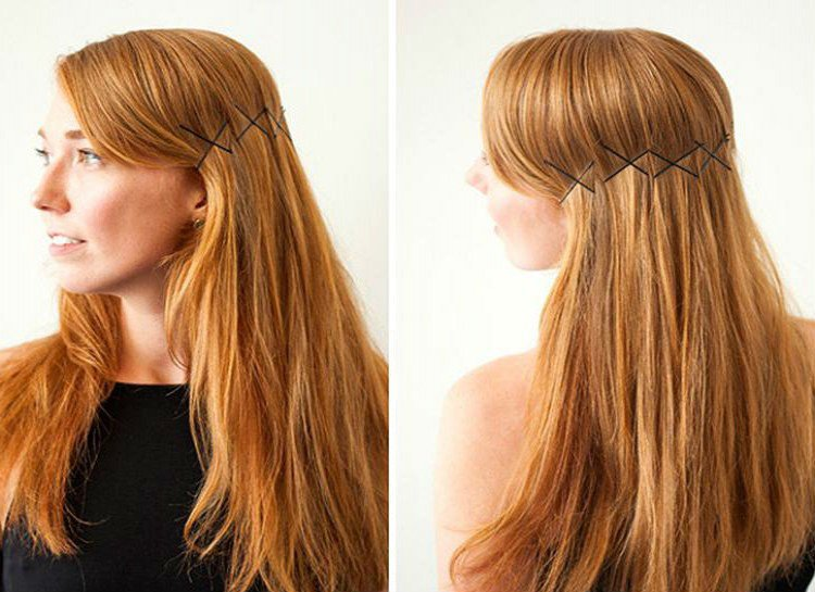bobby pins cool tricks 7