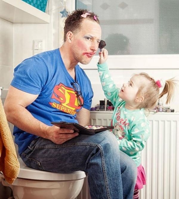 dads makeover