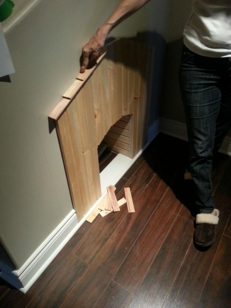 dog house under the stairs 11