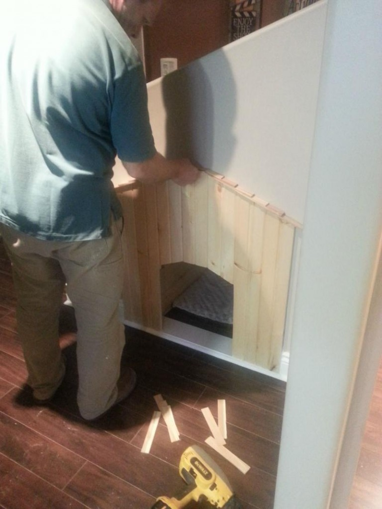 dog house under the stairs 14