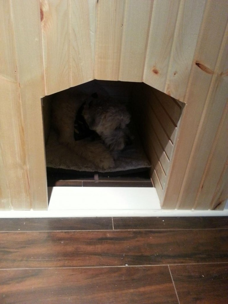 dog house under the stairs 16
