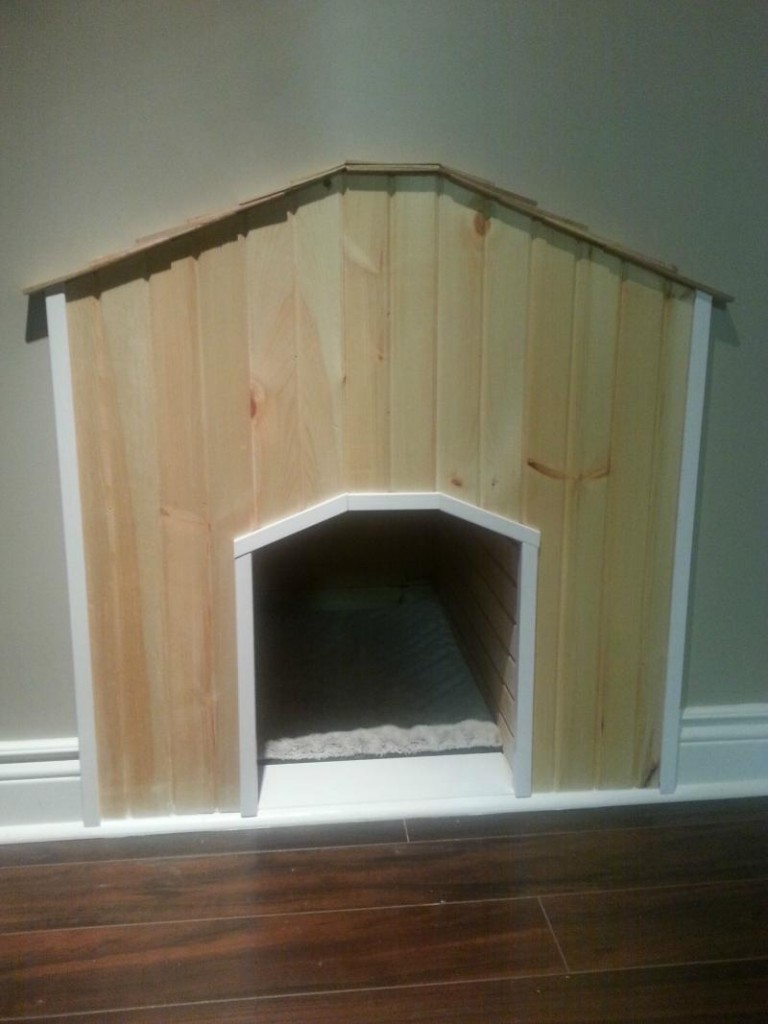 dog house under the stairs 18