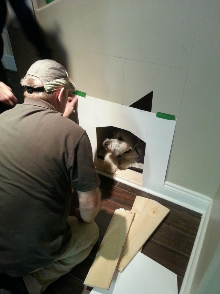 dog house under the stairs 7