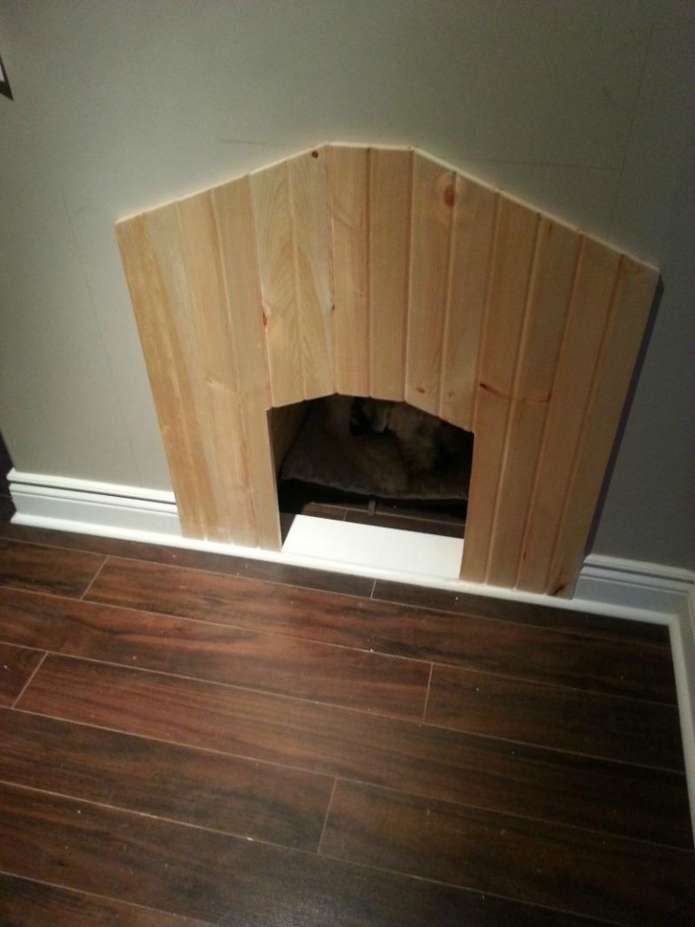 dog house under the stairs 9