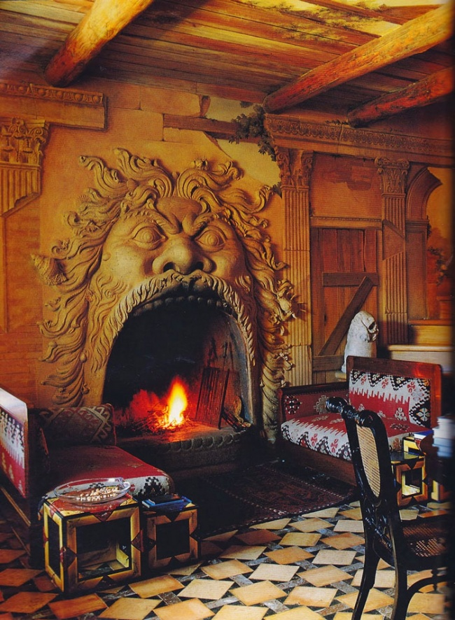 fireplaces for a cozy evening 12