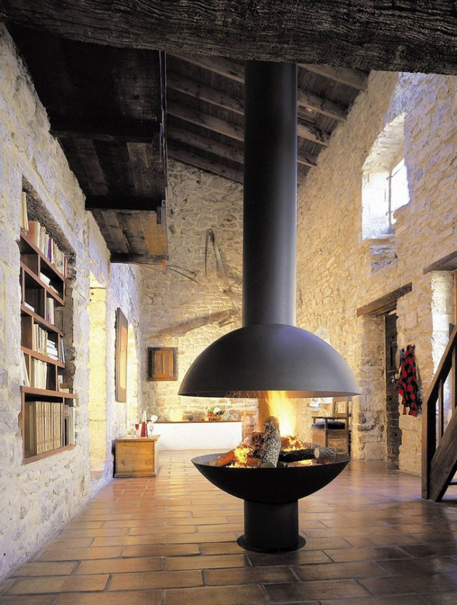 fireplaces for a cozy evening 7