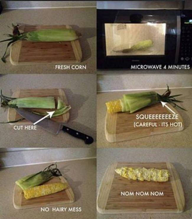 food and kitchen tricks 3