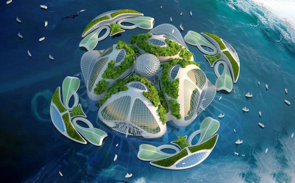 futuristic architecture projects 1