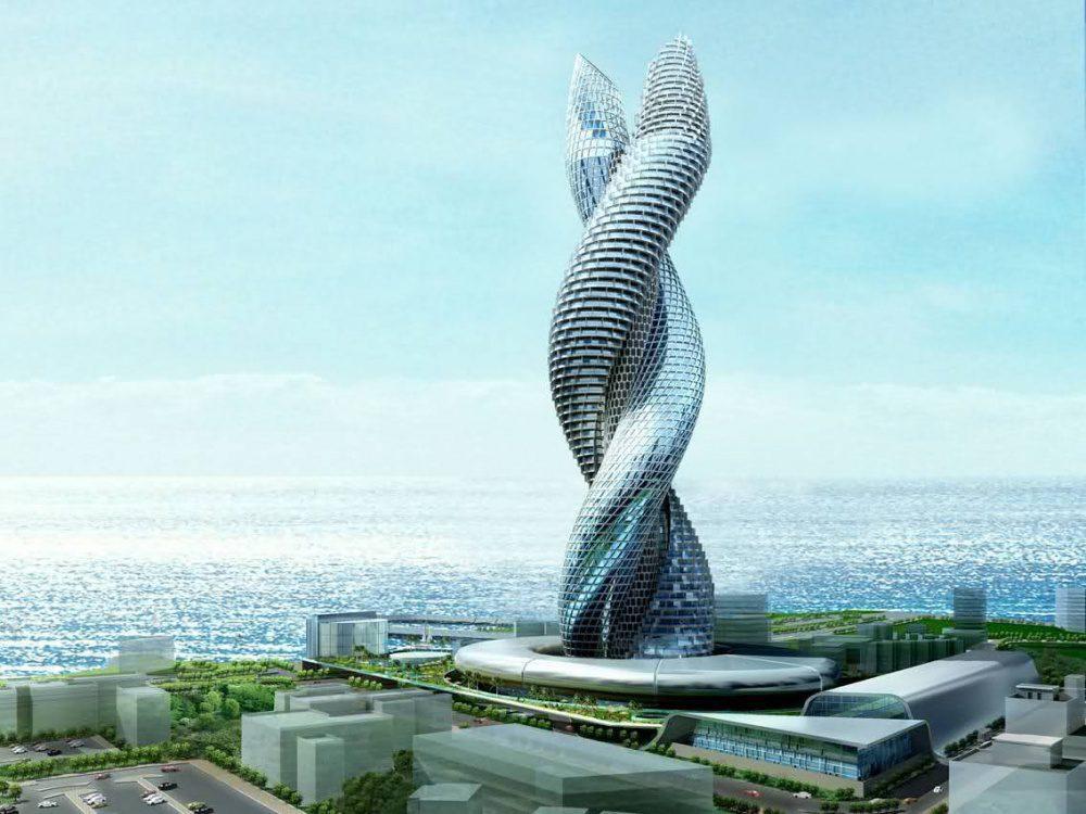 futuristic architecture projects 3
