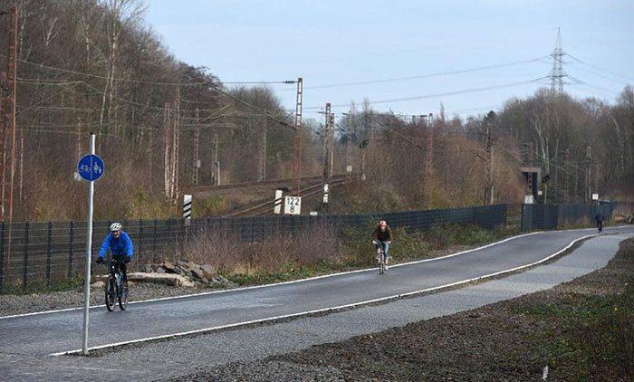 germany's new bike superhighway 5