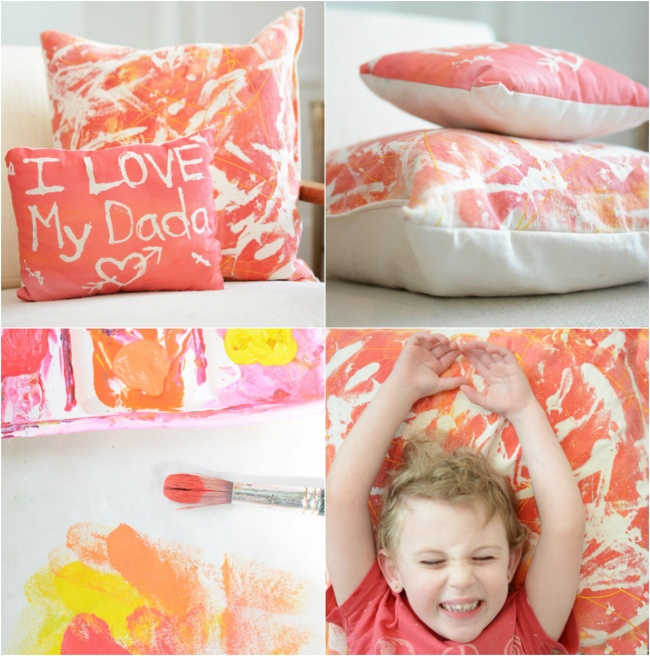 hand-made things to create with kids 12