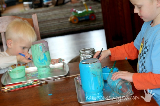 hand-made things to create with kids 14