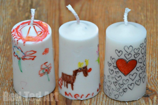hand-made things to create with kids 16
