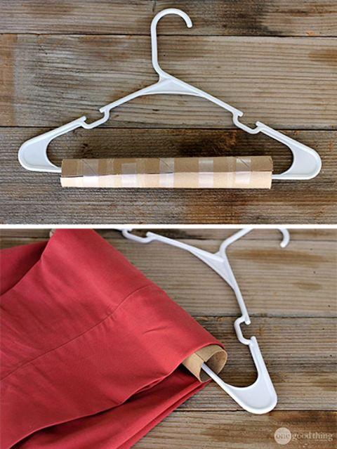 handy paper towel roll tricks
