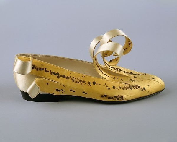 history of shoes from the metropolitan 20