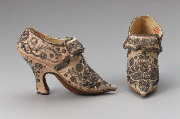 history of shoes from the metropolitan 3