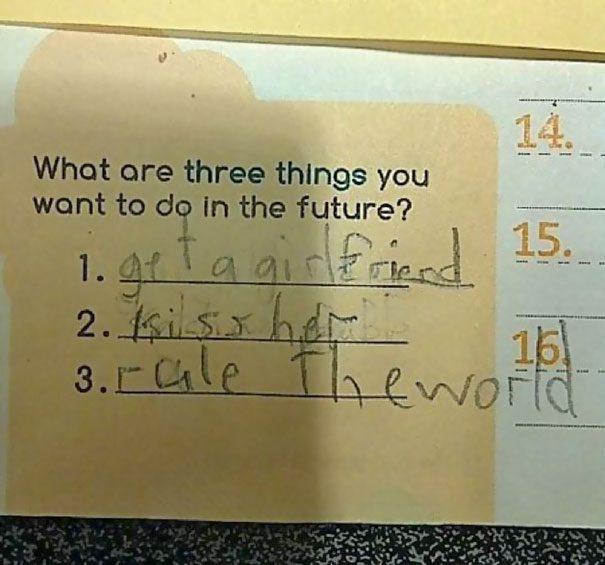 kids have life goals 1
