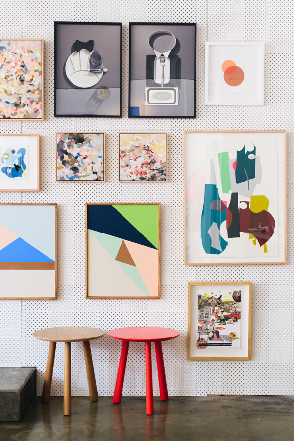 stylish uses for pegboards 11
