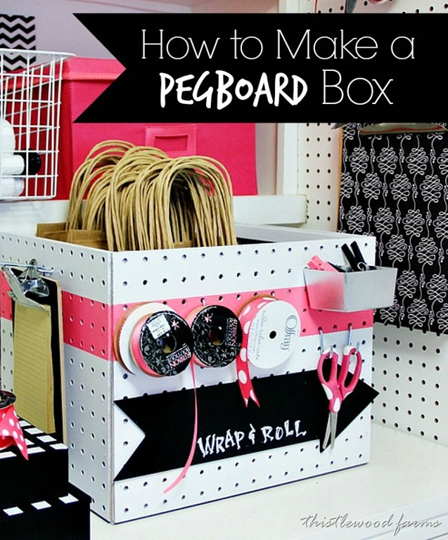stylish uses for pegboards 3
