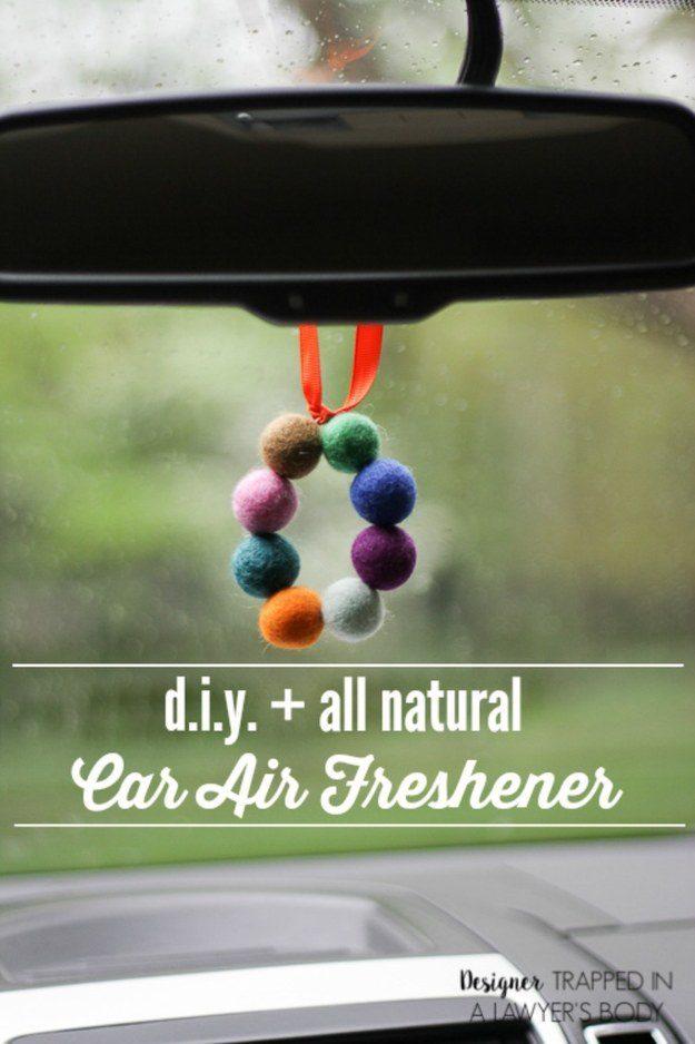 tricks in organizing a car 10