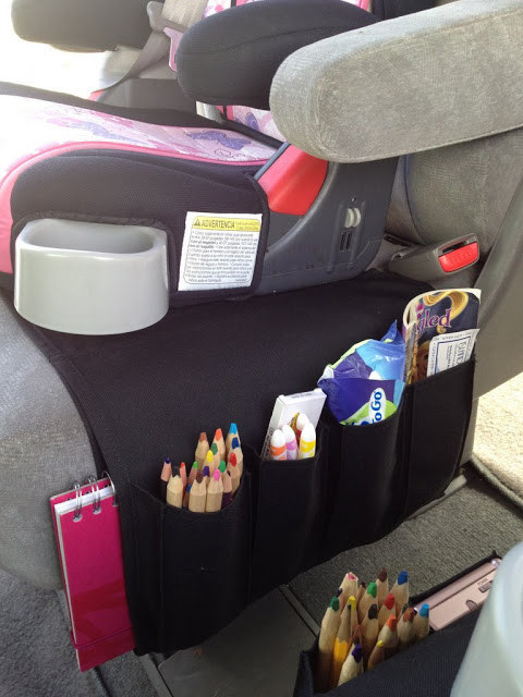 tricks in organizing a car 5