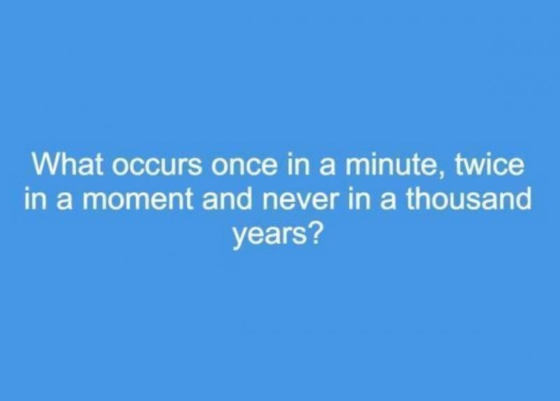 tricky riddles 13