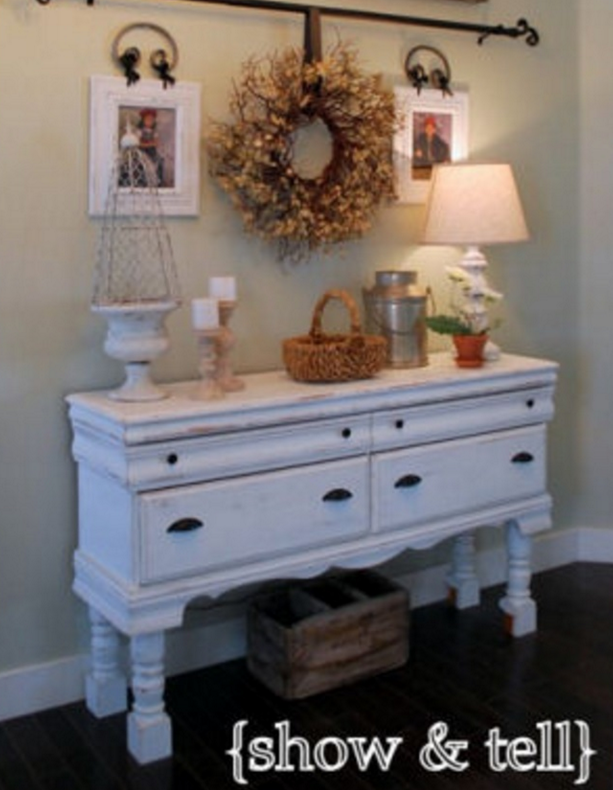 upcycle for old dresser 2
