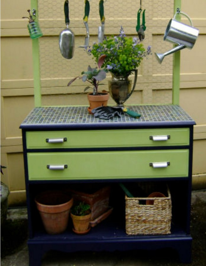 upcycle for old dresser 7