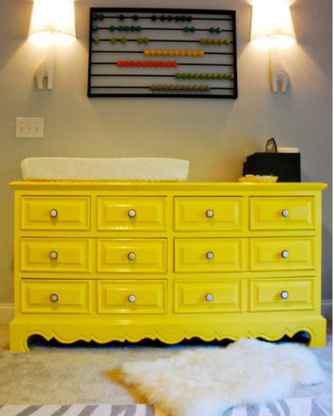 upcycle for old dresser 8