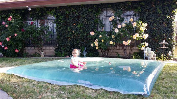 water-filled mat 8