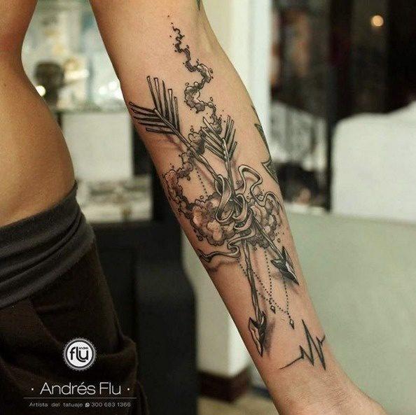 29 Amazing Three Dimensional Tattoos