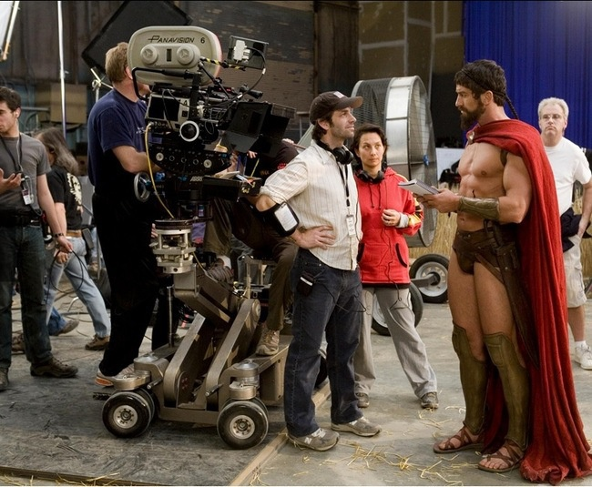 behind-the-scenes from movie sets photos 5