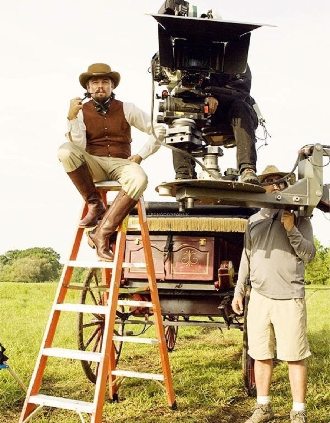 behind-the-scenes from movie sets photos 7