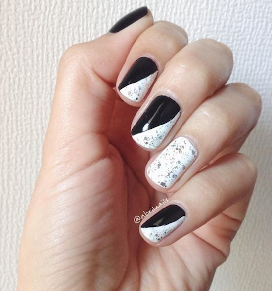 block design nails 12