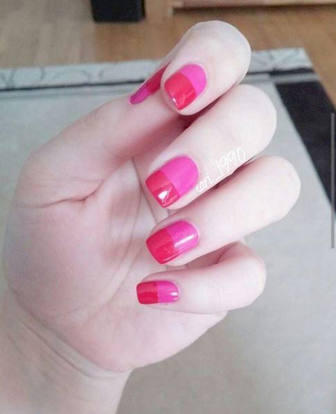 block design nails 13