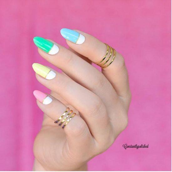 block design nails 7