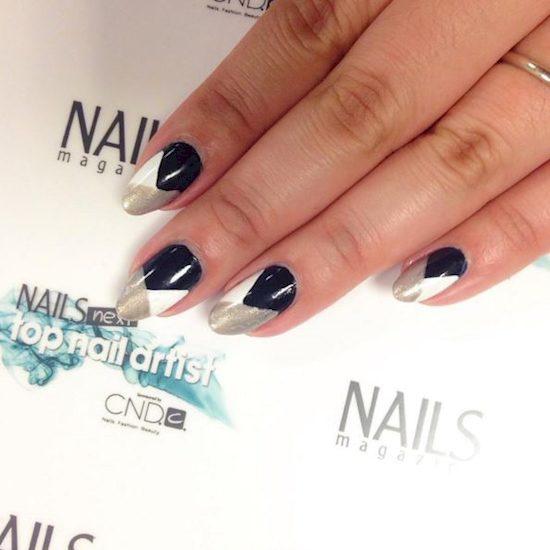 block design nails 8