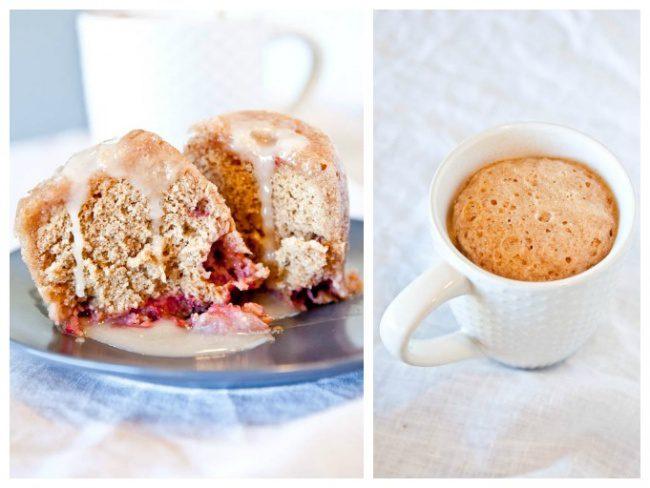 desserts in a mug 2