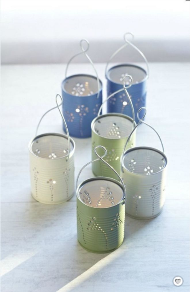 easy crafts tin cans 3