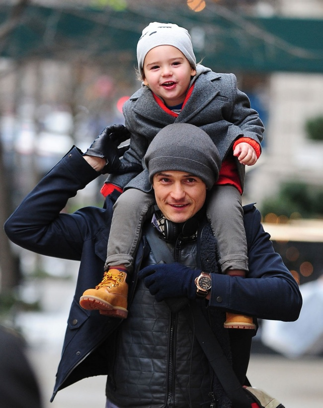famous dads with their babies 3