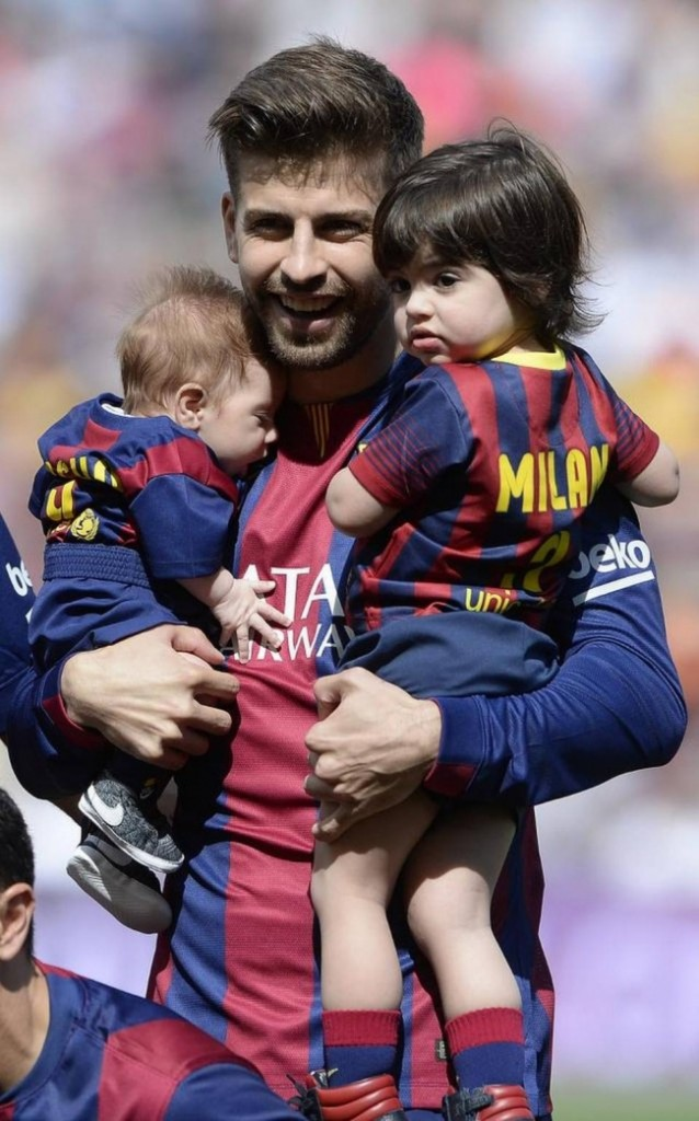 famous dads with their babies 4